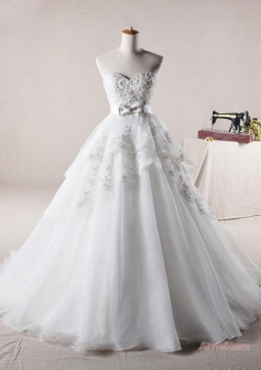 Bridal Gowns and Apparels