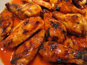 Savory Chicken Wings Recipe