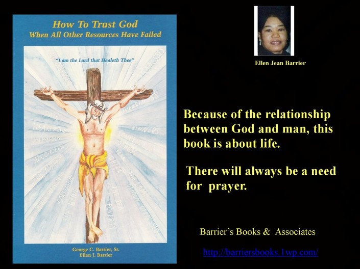 How to Trust God Book